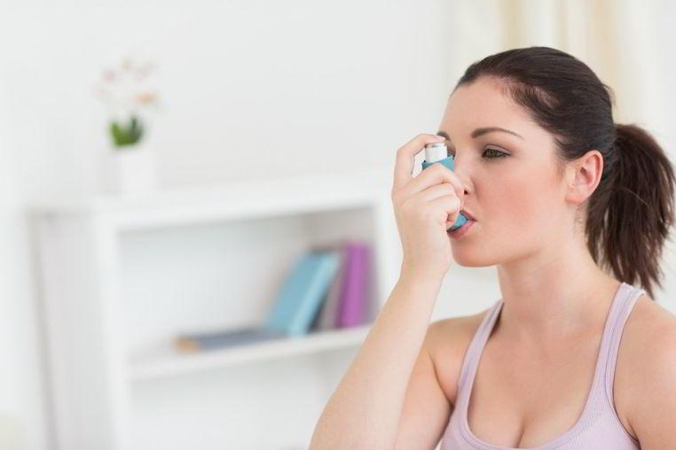 peligros del asma