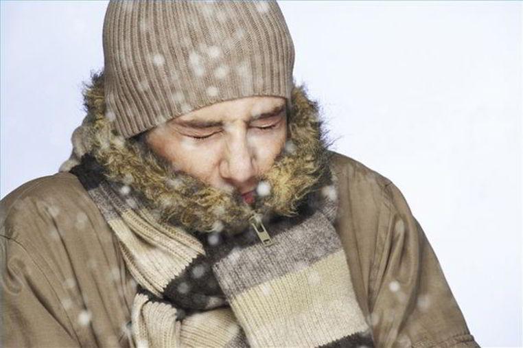 sintomas de la hipotermia