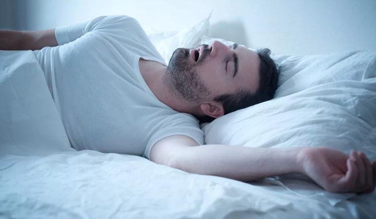 apnea central del sueño