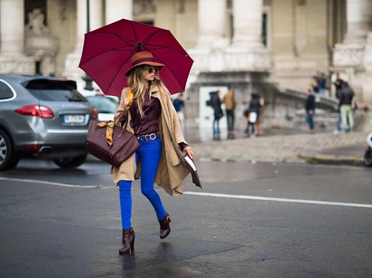 como vestirse para un dia lluvioso