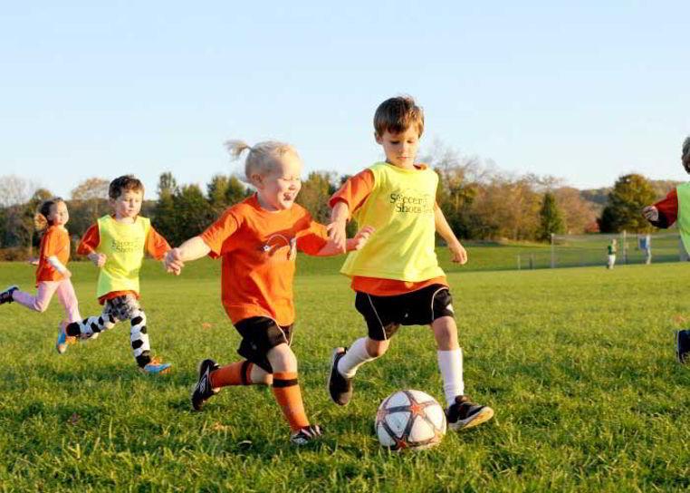 ejercicios para niños y adolescentes