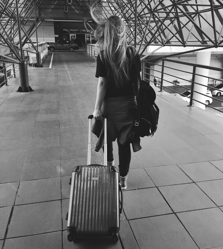 ropa comoda para viajar en avion