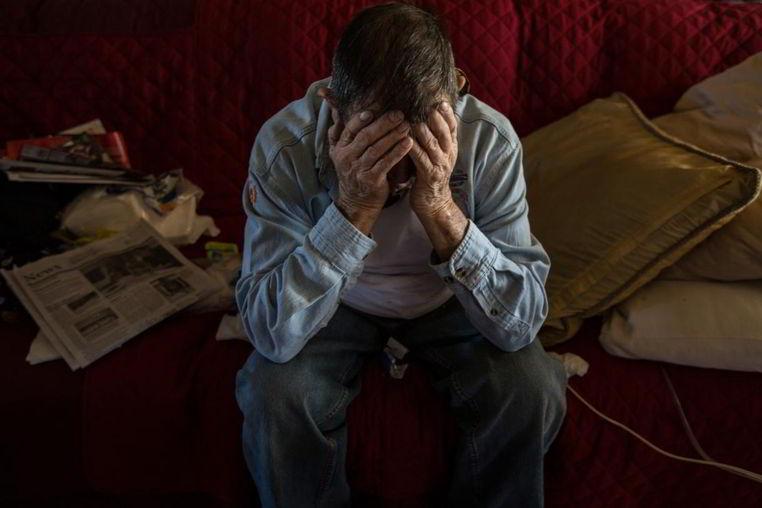 sintomas del trastorno de estres postraumatico