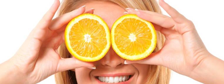 Alimentos buenos para recuperar la vista