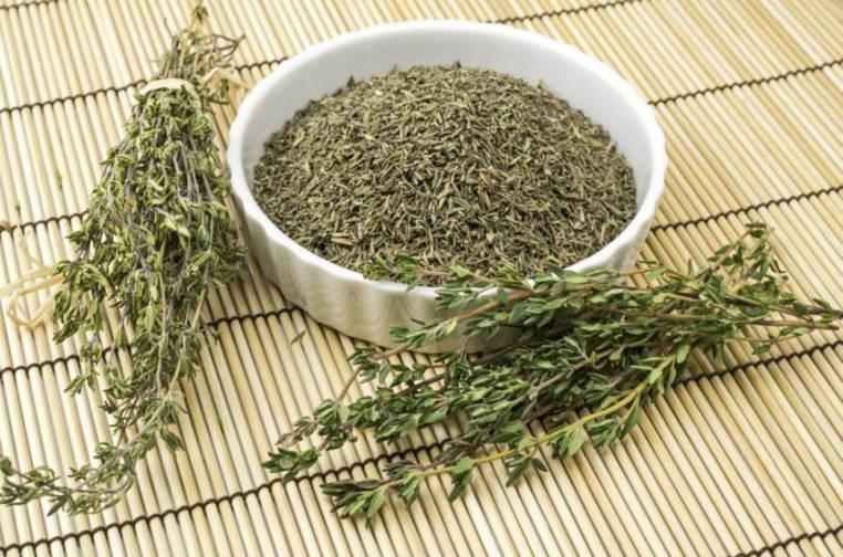 beneficios medicinales del tomillo