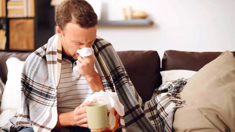 contraer gripe