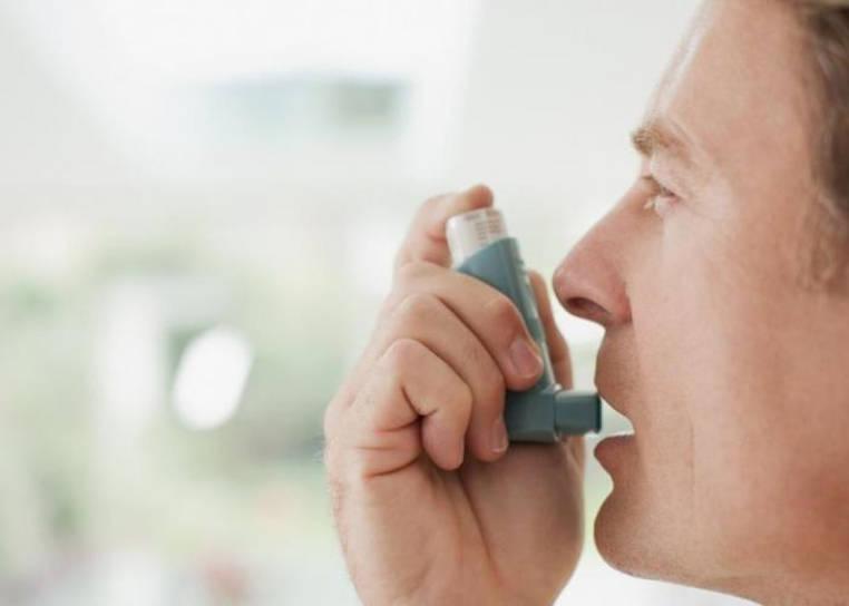 Asma bronquial causas