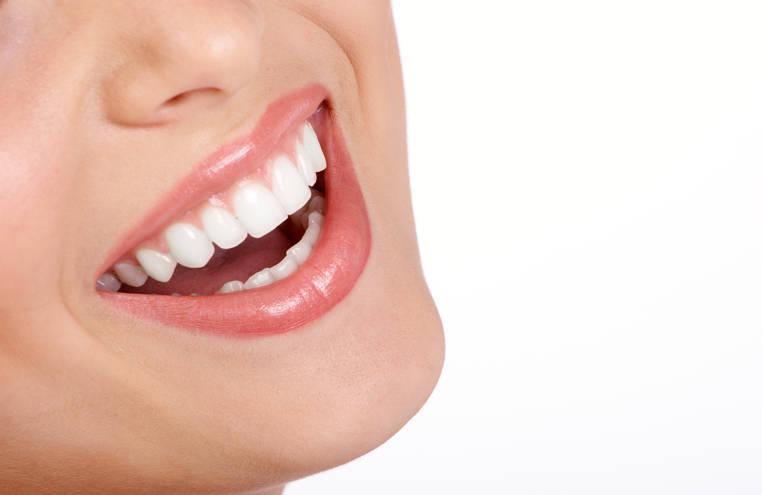 Salud bucal dientes y encias sanas