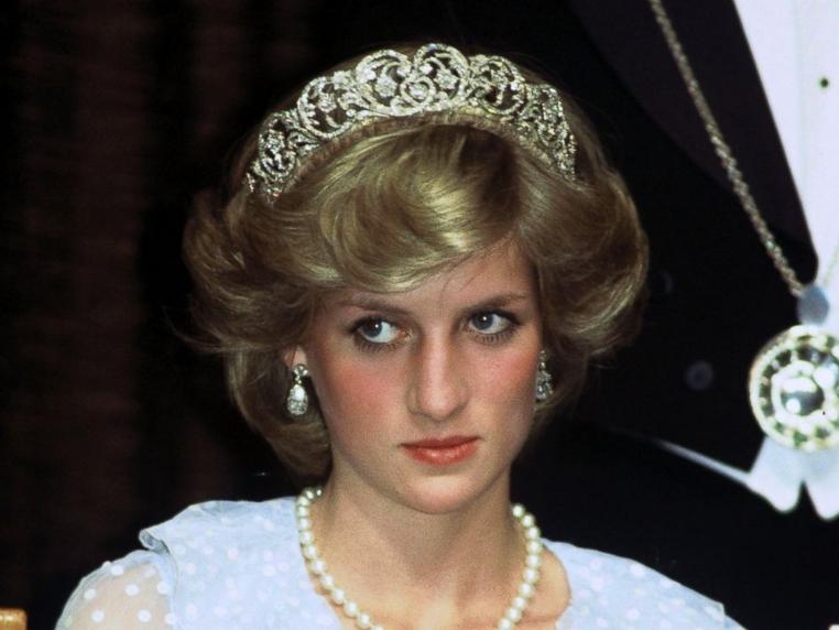 estilo de la princesa Diana