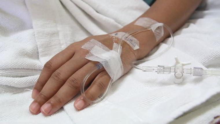 medicamentos por via intravenosa