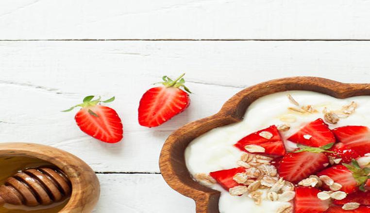 merienda saludable dulce