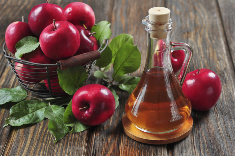 uso del vinagre de manzana