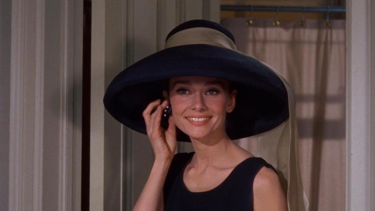 vestidos de Audrey Hepburn