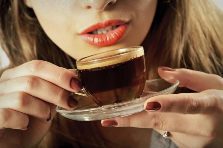 síntomas de la alergia al cafe