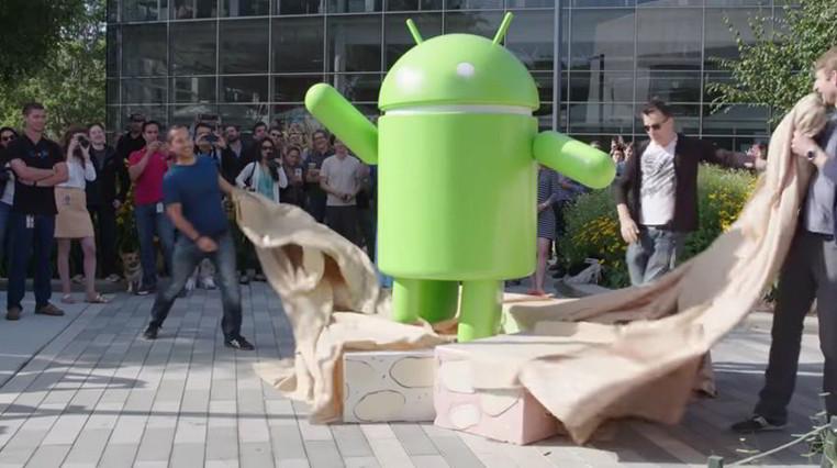 Actualización de Android 7.0