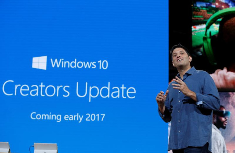 Actualizacion de Windows 10 Creators