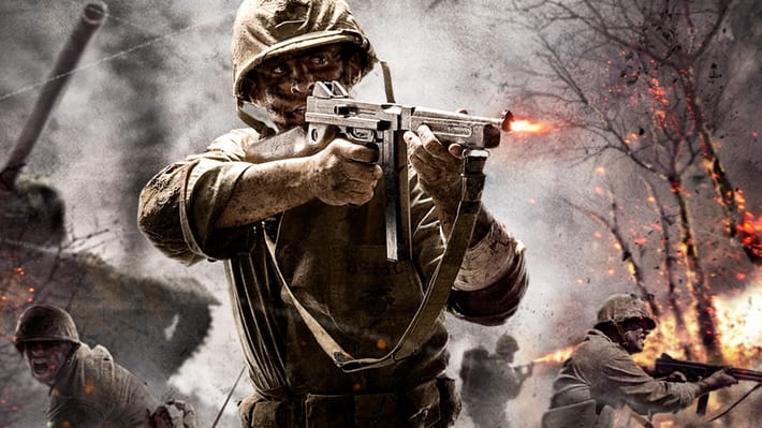 Call of Duty 2017 podría traer de regreso la segunda guerra mundial.