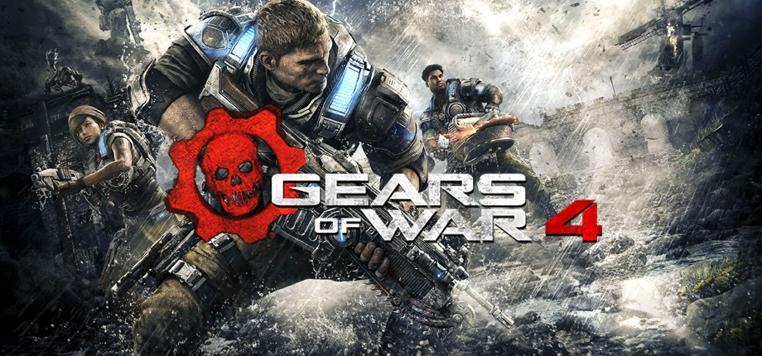 Gears of War 4 para Xbox One agrega temporadas competitivas a su plataforma.