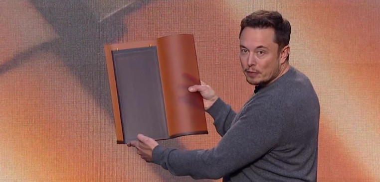 Los techos solares de Tesla