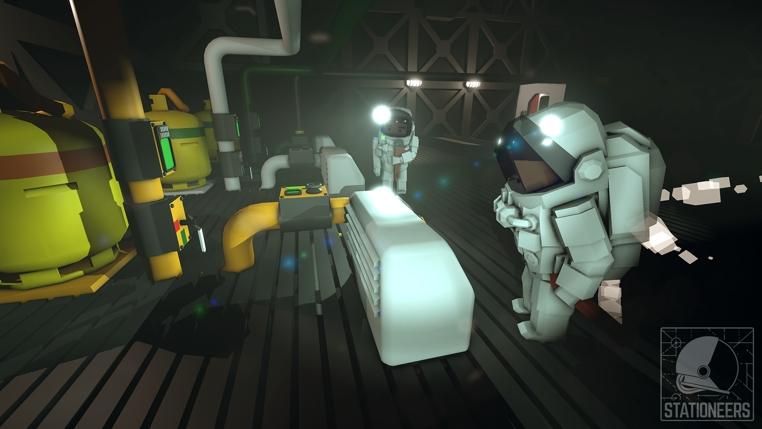 Sobre estaciones espaciales trata del nuevo juego de Dean Hall.