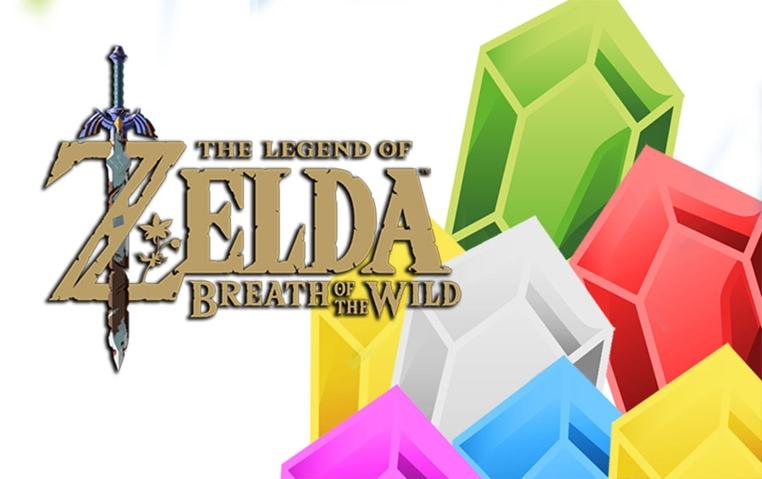 Como conseguir rupias en The Legend of Zelda Breath of the Wild es sencillo, los jugadores solo tienen que vender objetos.