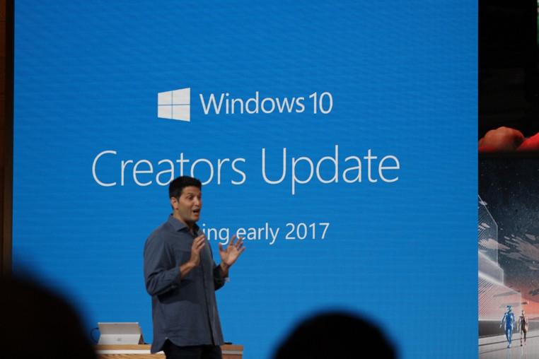 Windows 10 Creator Update