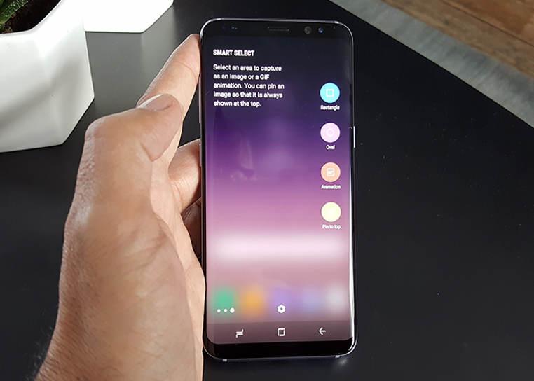 especificaciones del Galaxy S8 y S8+