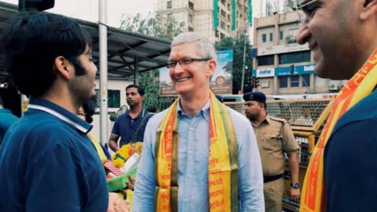 iphones en la india