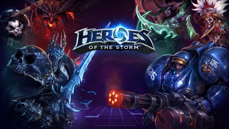 El juego Heroes of the Storm tendrá una actualización 2.0