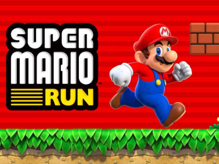 Super Mario juego para android