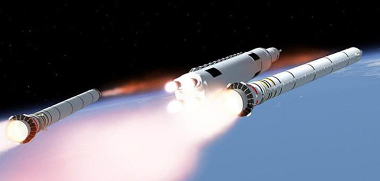 la NASA nave espacial viaje a la luna
