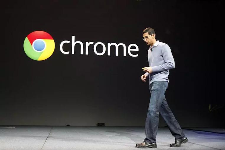 la nueva versión de Google Chrome consume menosbatería