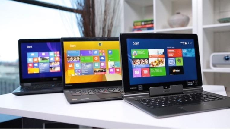 Los mejores ordenadores portátiles 2 en 1 tiene versatilidad y eficiencia de la batería.