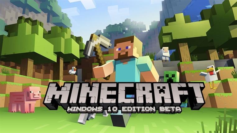 La actualizacion Minecraft para Windows 10 llega próximamente para todo público.