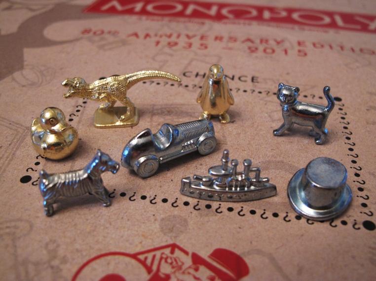 Los seguidores del juego de Monopolio para niños ahora tendrán nuevas fichas a elegir.