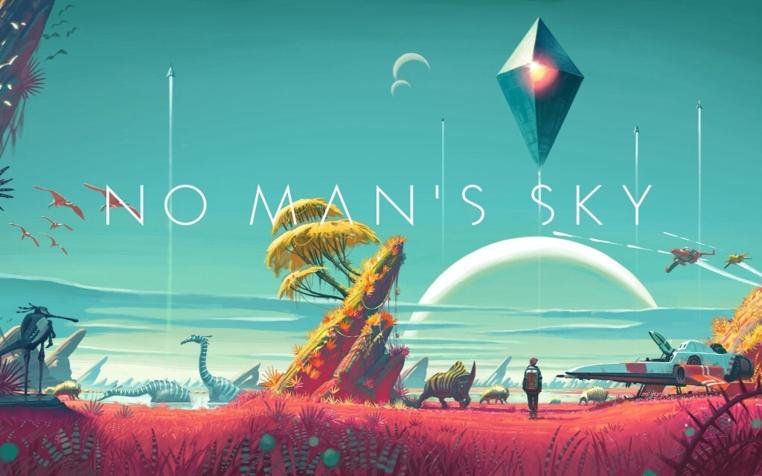 No Man's Sky actualización ofrece a los usuarios mejoras en las naves y el viajes en los nuevos planetas.