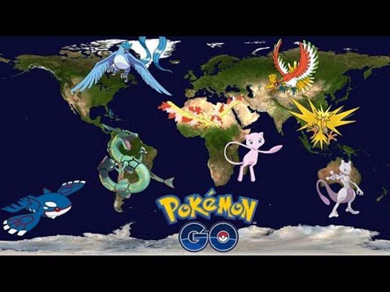 Ya no será un problema atrapar a los pokemones legendarios en Pokemon Go ya que serán capturables. Ya no hay que preguntar todo el tiempo por pokemon go legendarios ubicacion.