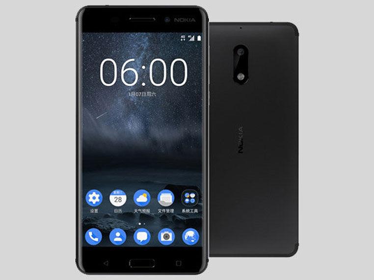 Nokia 6 smartphone mas resistente