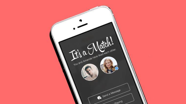 version de tinder, una de las aplicaciones para conocer gente