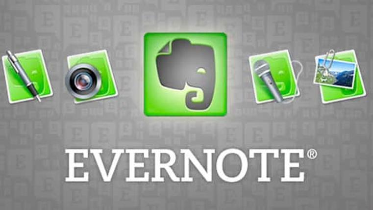 Evernote para PC incluyó un soporte para las MacBook Pro.