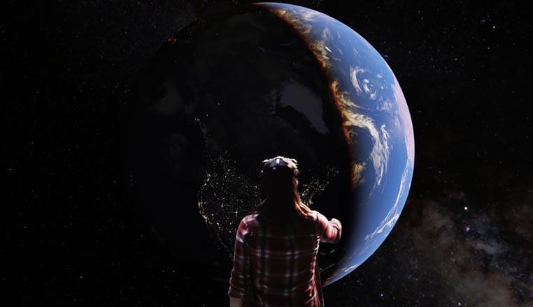 Google Earth en realidad virtual