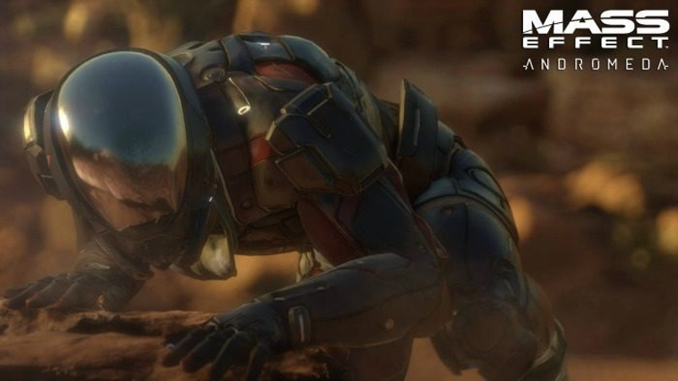 El juego Mass Effect Andromeda parche 1.0.5 mejorará fallas de sincronización.