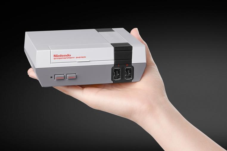 La consola NES Classic Edition.