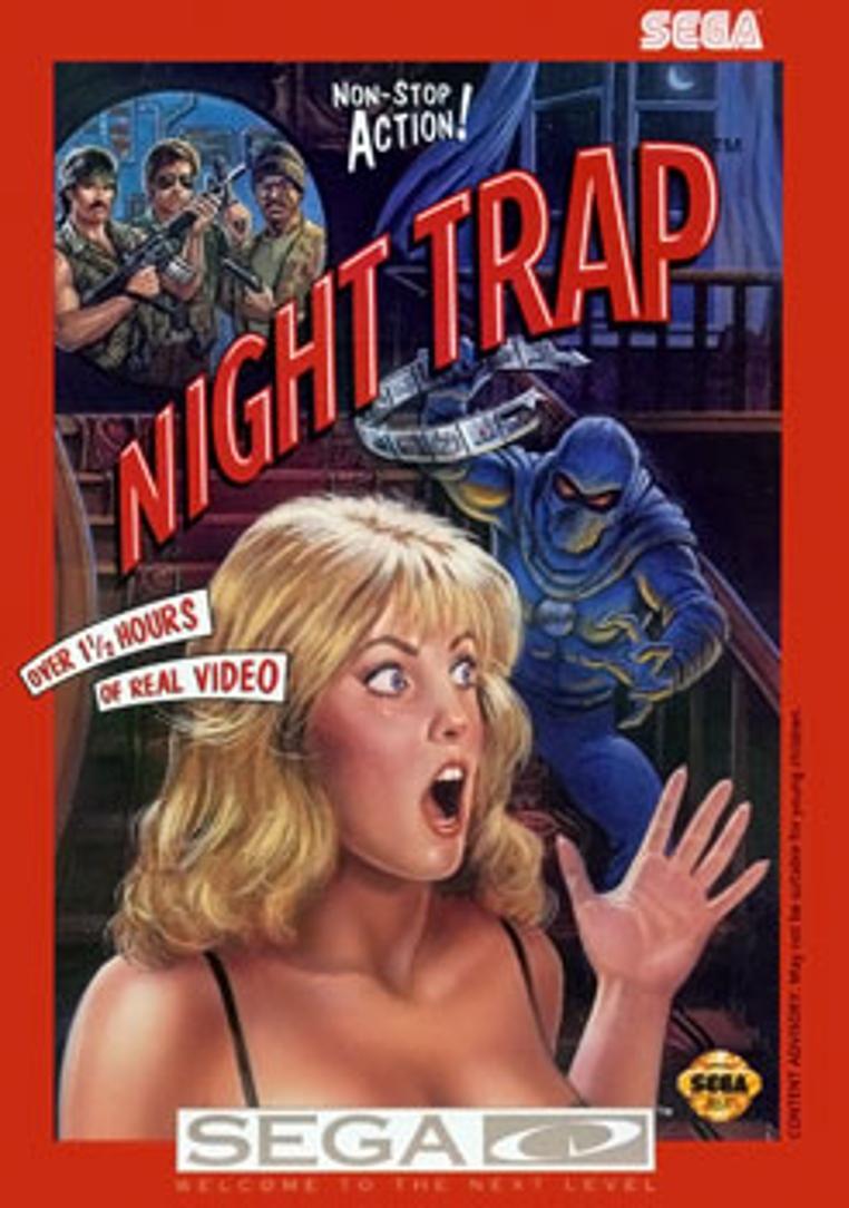 El videojuego Night Trap será remasterizado.