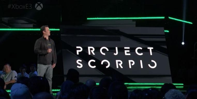 Ya se revelaron los detalles de la Xbox Project Scorpio de Microsoft.