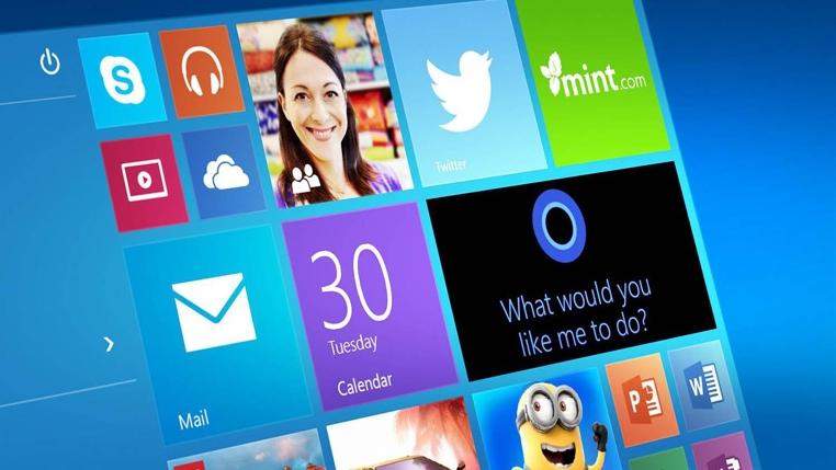 Cortana asistente Windows 10 permitirá configurar nueva computadora de Microsoft.