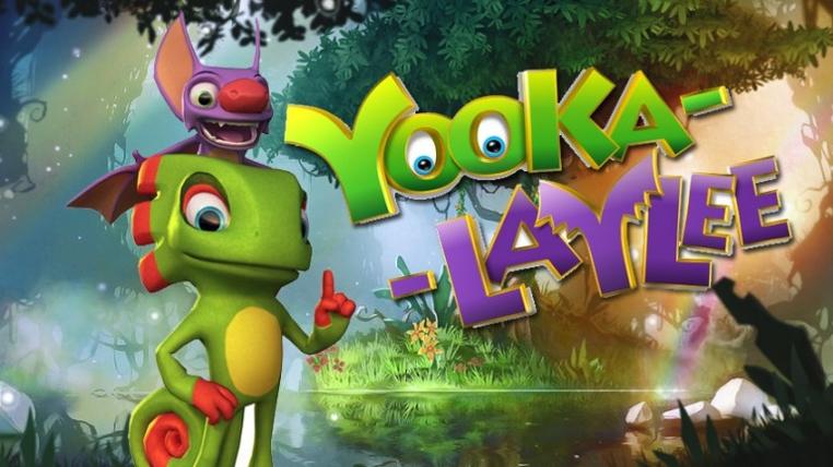 El juego Yooka-Laylee para Ps4 promete regresarte a tu infancia