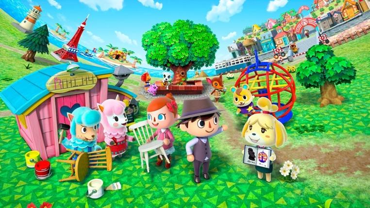 El juego Animal Crossing para Nintendo puede ser superado en un día.
