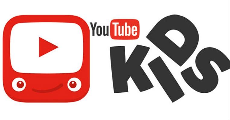 La aplicacion de YouTube para niños está disponible para smarts tvs.
