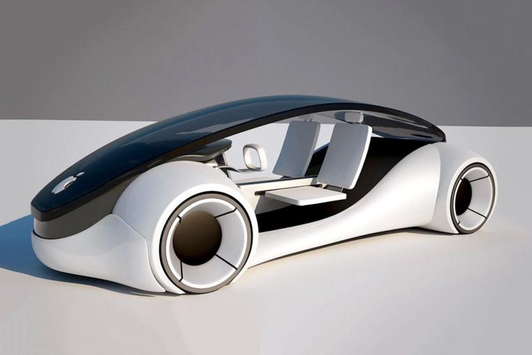 Apple obtiene el permiso oficial para probar vehiculos autonomos